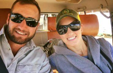 Schalk Pienaar Safaris Namibia ~ Schalk and Amore Pienaar