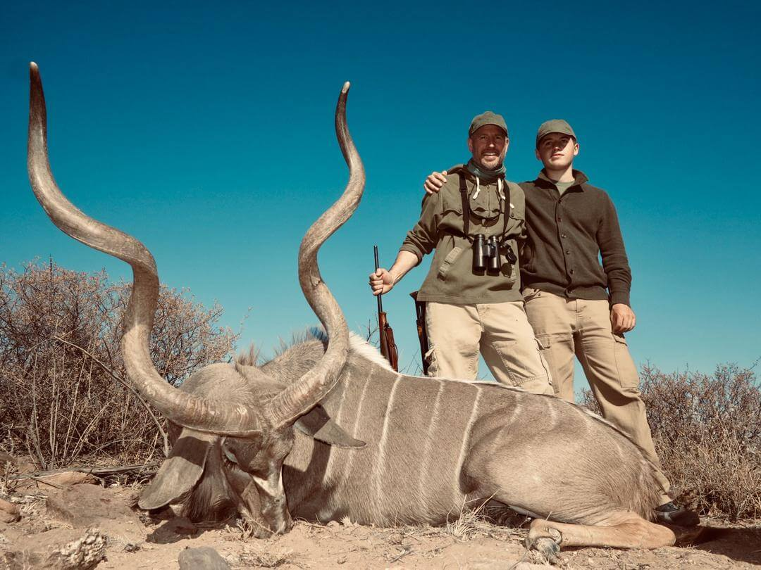 kudu hunt south africa