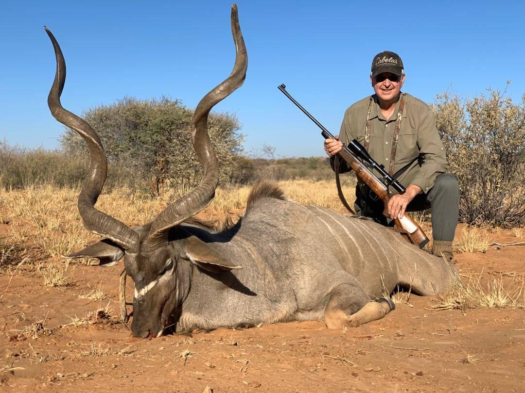 africa kudu hunt