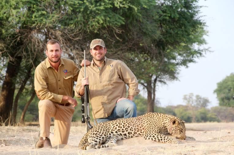 Welcome to Schalk Pienaar Hunting Safaris Namibia » Schalk