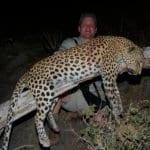 Schalk Pienaar Safaris Namibia ~ Leopard Hunting