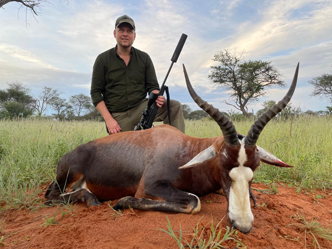 blesbok hunting