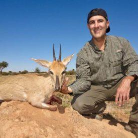 Schalk Pienaar Safaris Namibia ~ Duiker Hunting