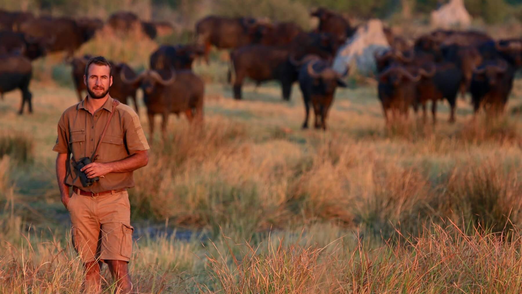 Schalk Pienaar Safaris Namibia ~ Schalk Pienaar Professional Hunter